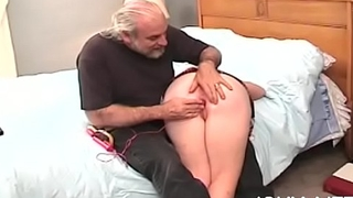 In nature'_s garb woman extreme bondage at home with excited man