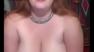 bbw mature showing arrogantly tits plus fat belly