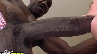 BANGBROS - Thug Love With Aiden Starr, Taking Big Black Cock Like A Champ