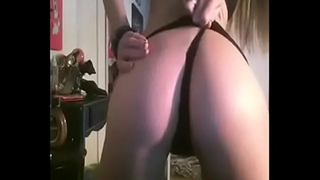 Hot Petit Camgirl Stripping Naked