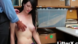 SKINNY TEEN BLACKMAILED AND STRIPPED DOWN- LifterX.com