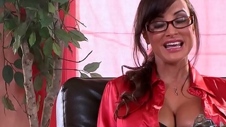 Doctors Adventure - (Lisa Ann, Keiran Lee) - Naked Therapy - Brazzers