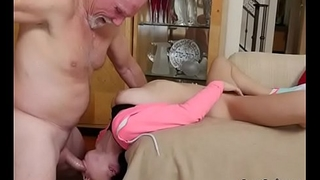 Teen Pane Rae Gets Say no to Mouth And Pussy Impaled