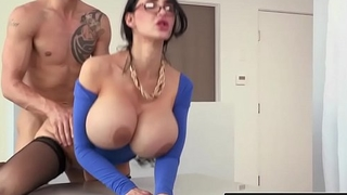 Filthy big tit tutor (Amy Anderssen) gets fucked by student - Reality Kings